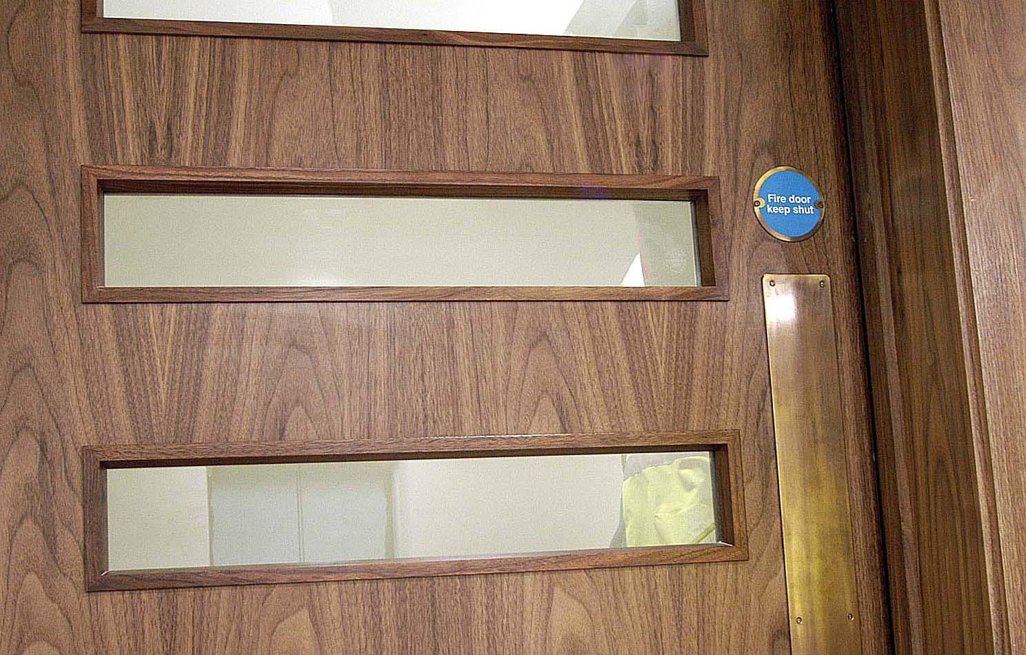 Fire Doors Hazlin Of Ludlow Ltd